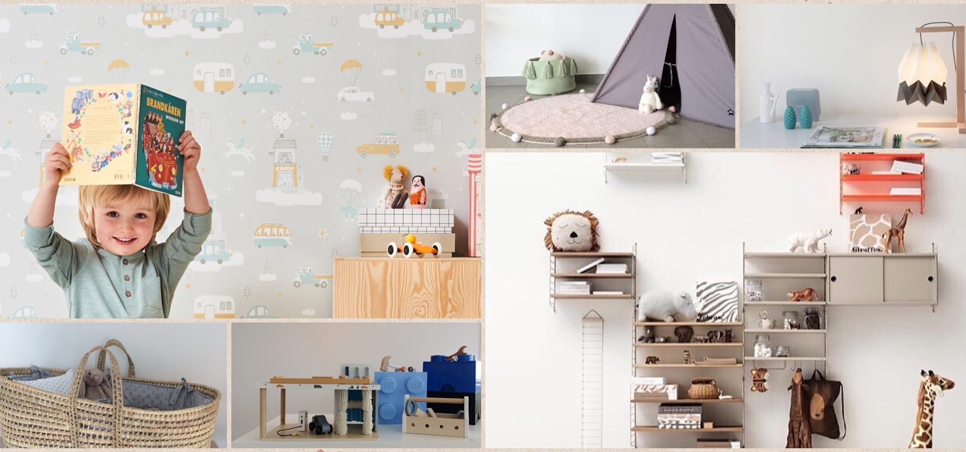 Maria Castanha – Kids Rooms Design