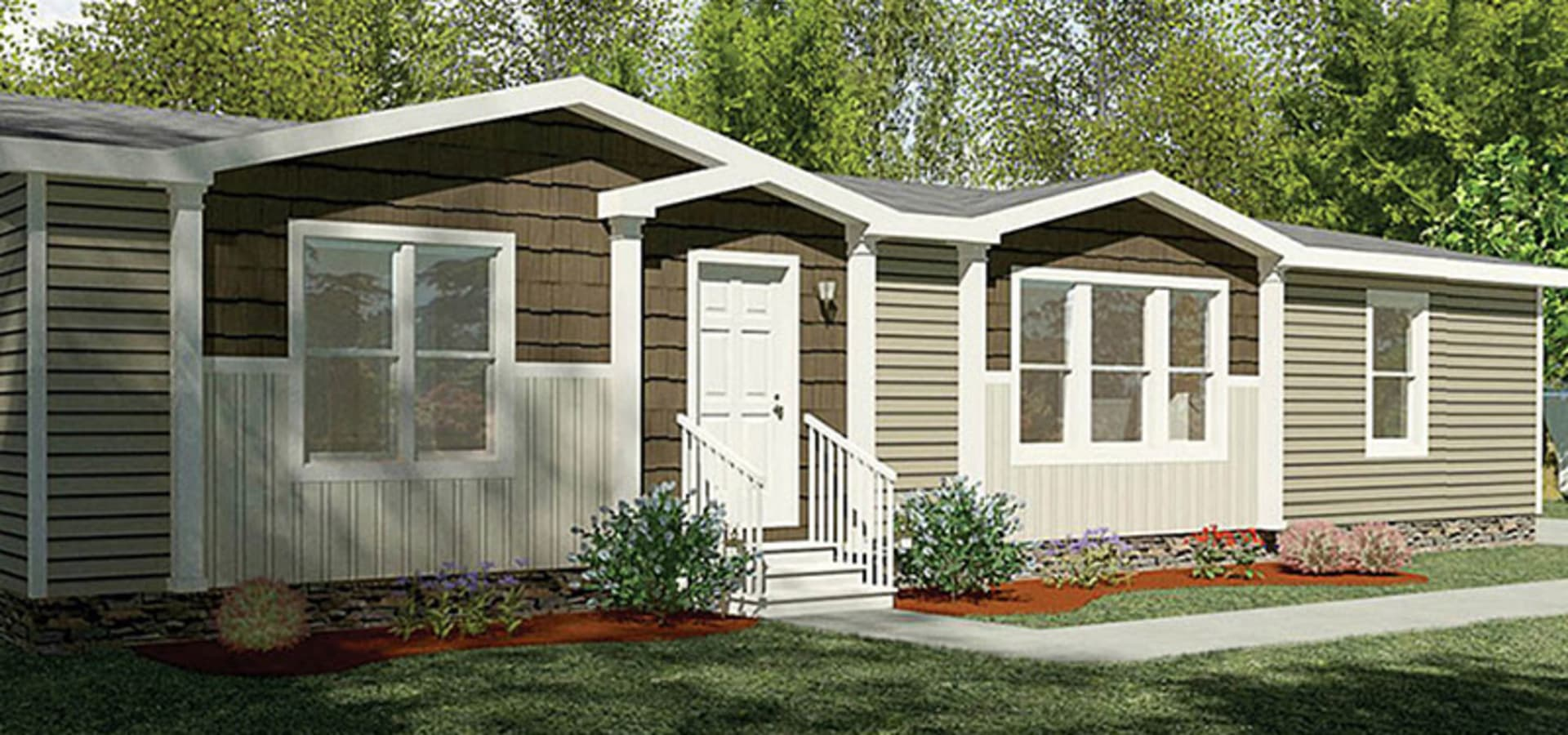 Duke Forest Manufactured Home Community