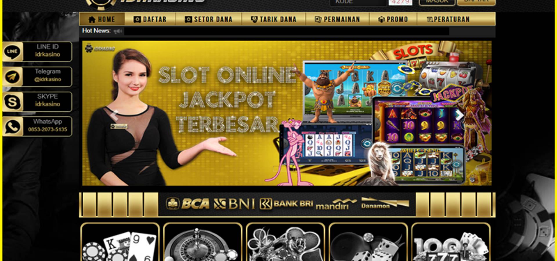 Kumpulan Situs Judi Slot Online Terpercaya 2020 2021 Homify