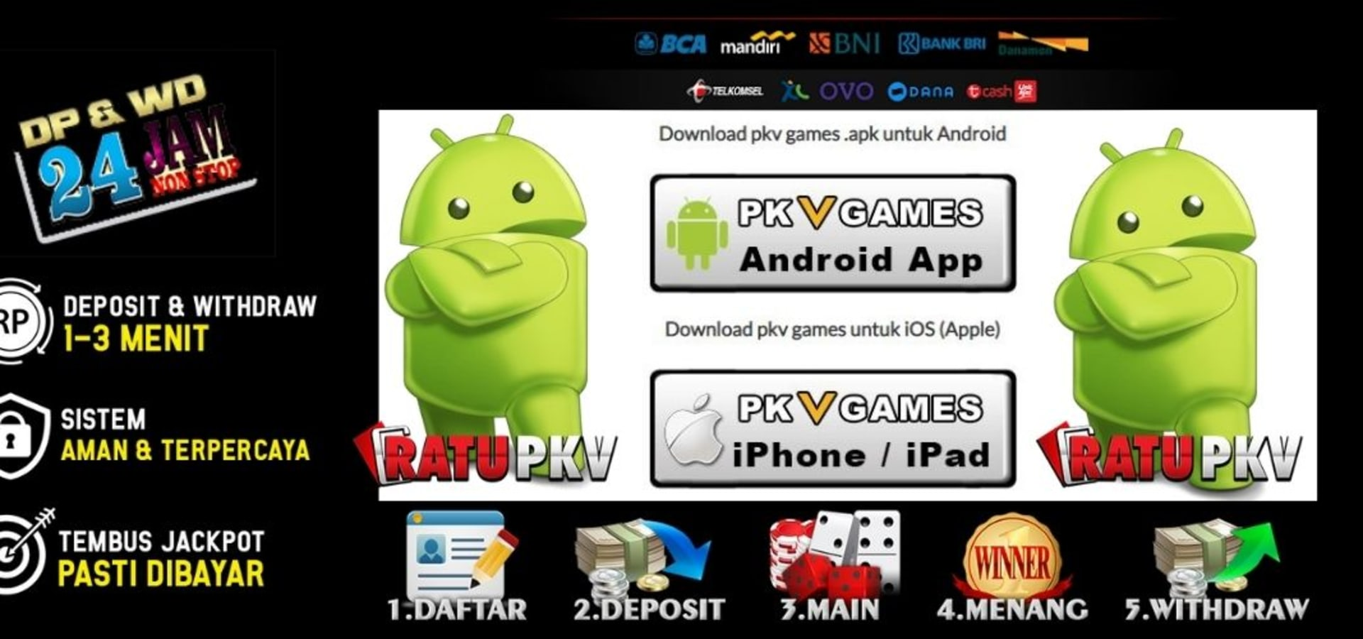 Ratupkv Daftar Situs Judi Pkv Games Qq Deposit Pulsa 10 Ribu Online 24 Jam Homify