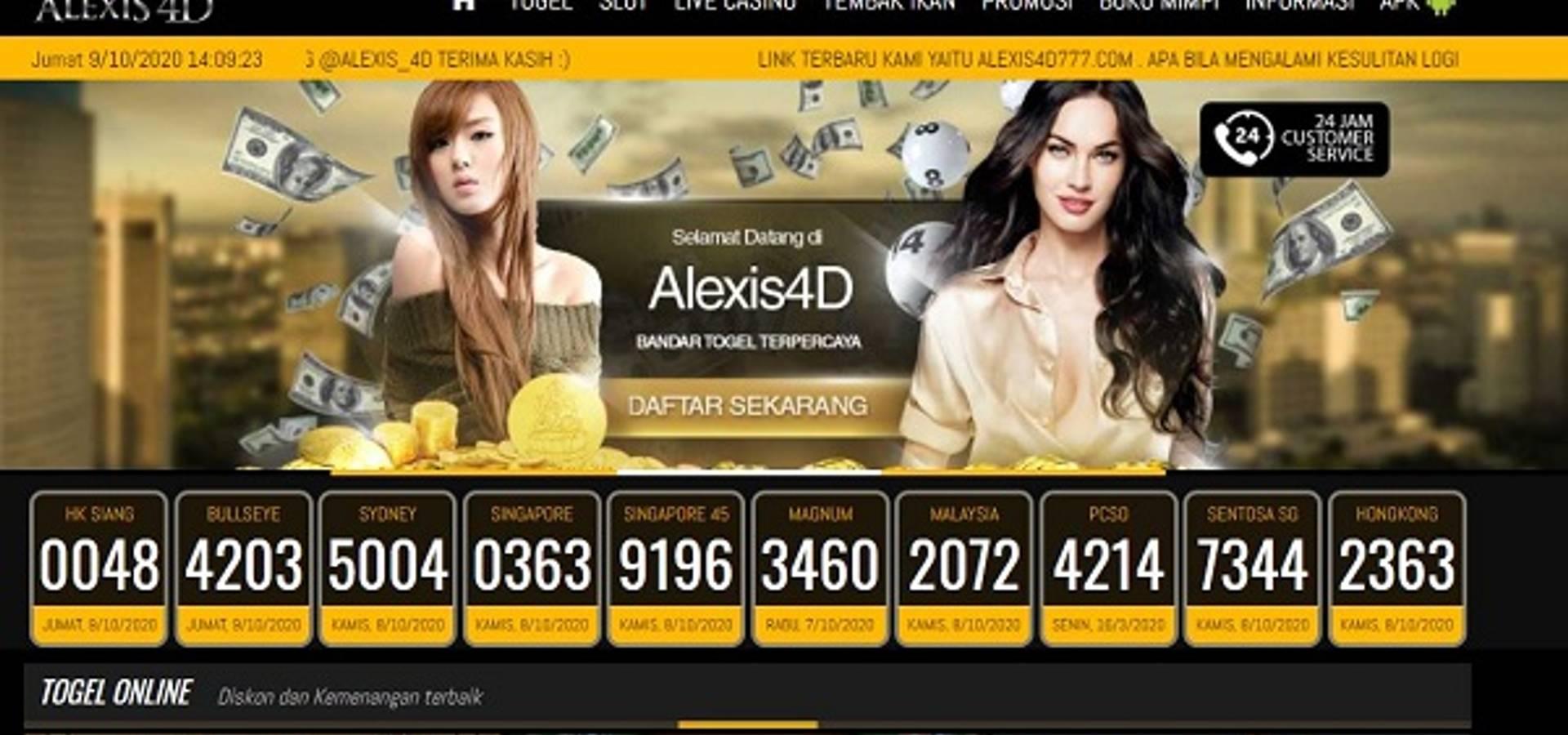 Alexis4d