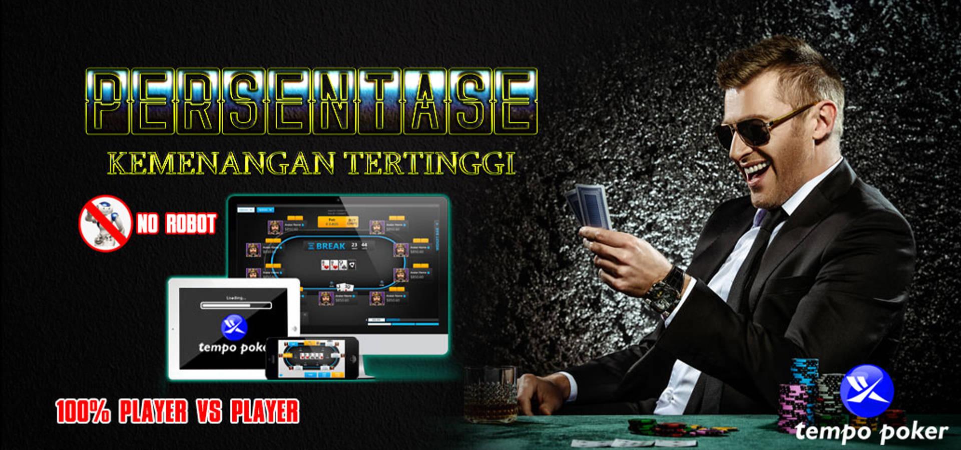 TEMPOPOKER Situs Poker Online Tanpa Potongan Terbaik Dan Terpercaya 2021