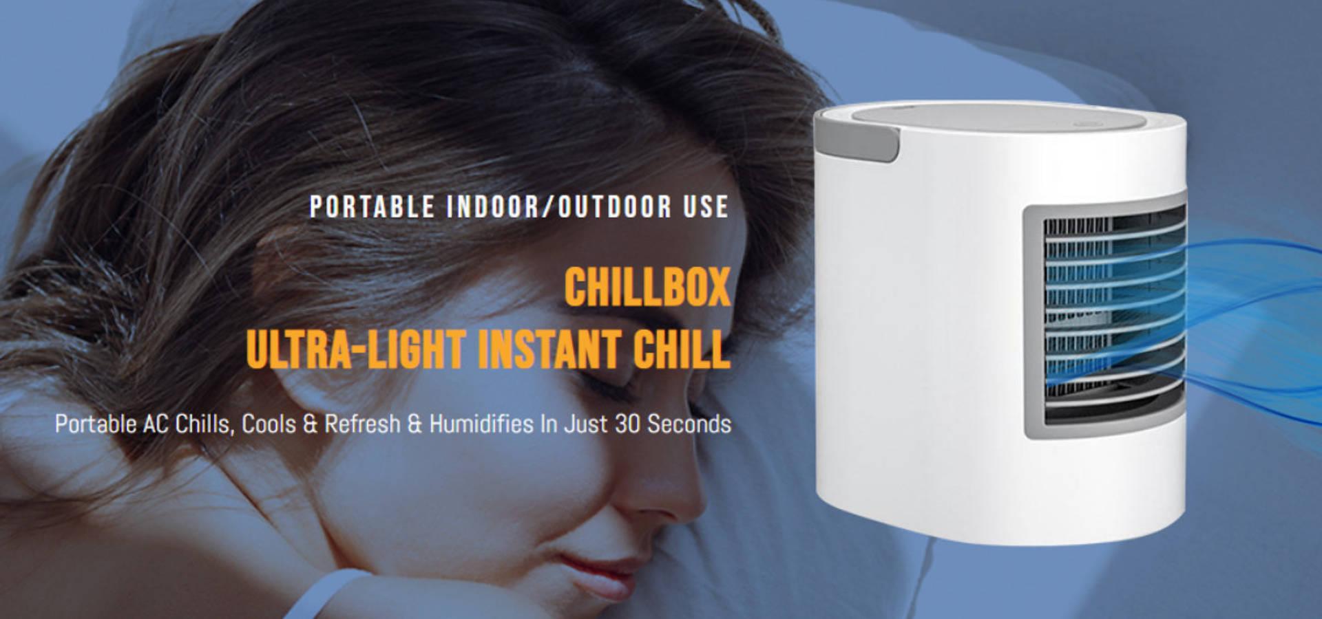 Chillbox AC Price