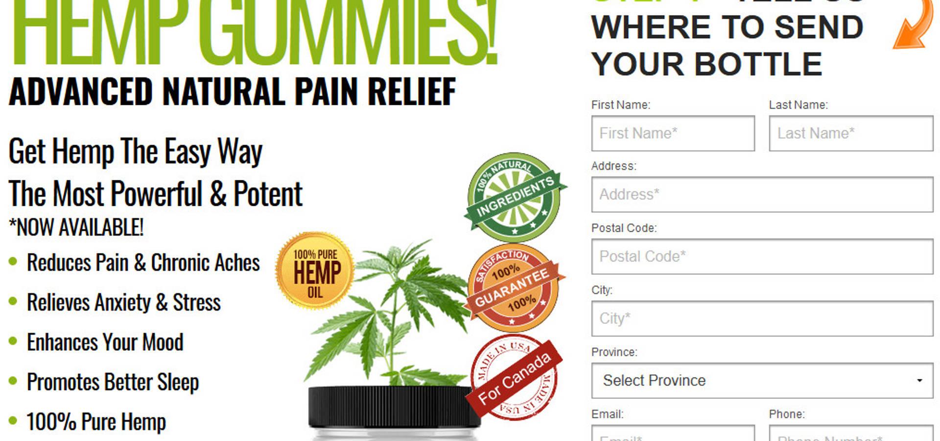 David Suzuki CBD Gummies CA Benefits