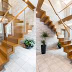 Siller Treppen/Stairs/Scale