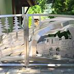 Edelstahl Atelier Crouse - individuelle Gartentore