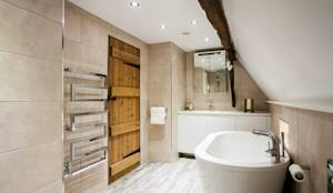 translation missing: eg.style.حمام.modern حمام تنفيذ Burlanes Interiors