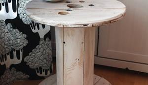petit touret en bois r nov par artodeco homify. Black Bedroom Furniture Sets. Home Design Ideas