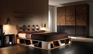 mediterranean Bedroom by Rattania GmbH