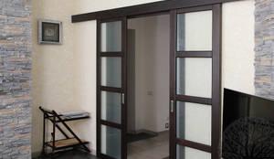 Janelas e portas clássicas por Lesomodul