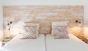 Dormitorios de estilo mediterráneo de Home Staging Factory