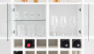 desktopp xxl doppel monitorst nder f r ikea galant. Black Bedroom Furniture Sets. Home Design Ideas