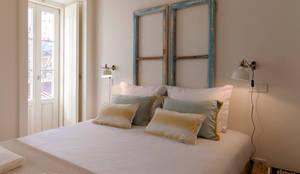Dormitorios de estilo translation missing: pe.style.dormitorios.mediterraneo por Home Staging Factory