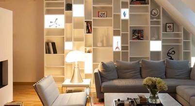 Les Pampilles - Architecture d'intérieur