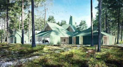 Berga&Gonzalez - arquitectura y render