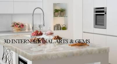 3D International Arts & Gems