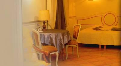 hostellerie du Mas de Bouvau