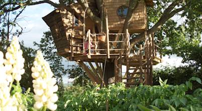 Squirrel Design Tree Houses Limited