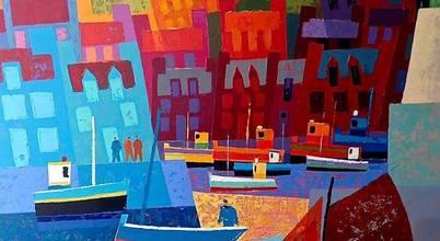 Hubert Rublon - Artiste peintre