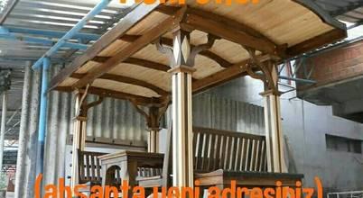 ASM GRUP bahçe mobilyaları ve ahşap uygulamaları