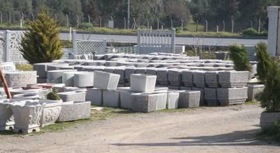 BAHÇE DEKOR Beton Bahçe Elemanları ve Gıda San. Tic. Ltd. Şti.