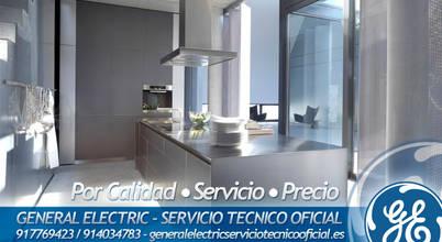 General Electric - Servicio técnico oficial