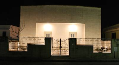 PATRIZIO  DE SANTIS  ARCHITETTO