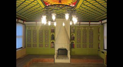 Türk Evi Kütüphanesi