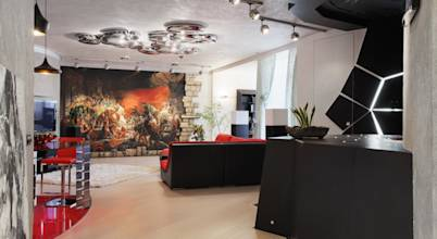 LO designer / architect - designer ELENA OSTAPOVA