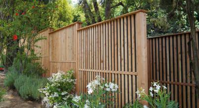 Braun & Würfele - Holz im Garten