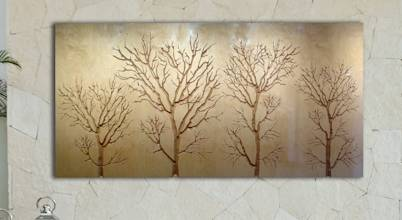 Carved Wall Art