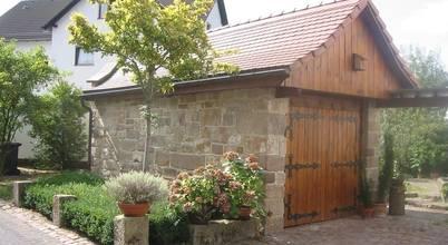 Natur-Stein-Garten