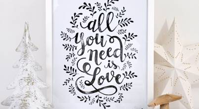 Print Your Love