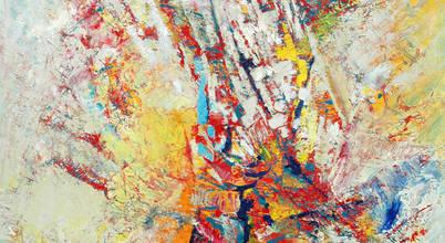 Jean-Claude Bertrand /artiste peintre