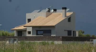 Juli Llueca, Arquitecto