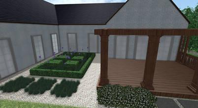 Rock&Flower studio. Pracownia architektury krajobrazu.