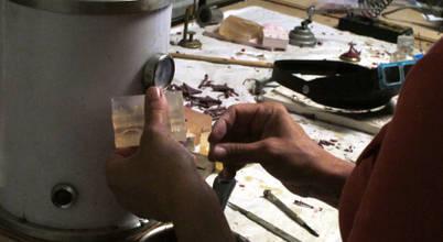 Les miniatures de l'once d'art - Timée sarl