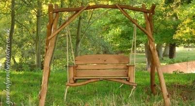 Ekomebel - dębowe meble ogrodowe