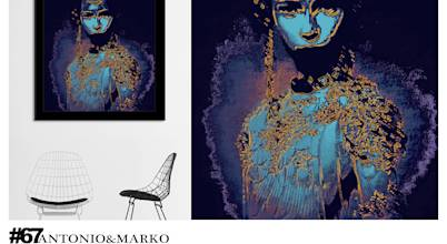 antonio&marko/interior posters