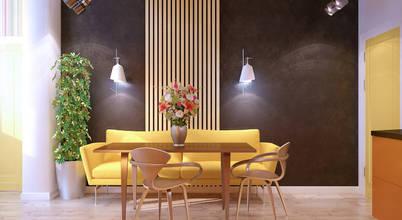 Студия интерьерного дизайна happy.design