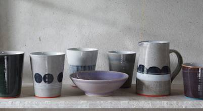 James and Tilla Waters Ceramics