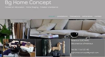 bg home concept