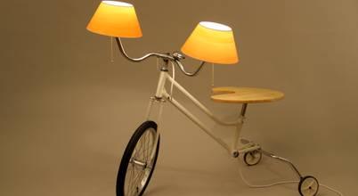 Stuart N.R. Wolfe - lamps