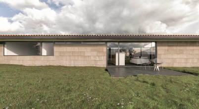 infografia 3D - arquitectura interior