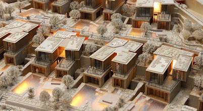 Atölye77 Mimarlık Maket
