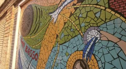 Tessere  Arte  Mosaico