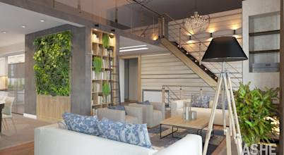 Студия авторского дизайна ASHE Home