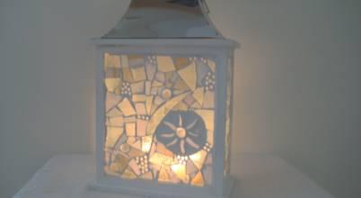 Mosaik-Lichter