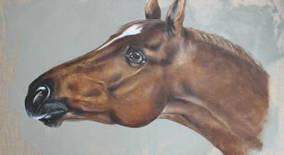 Odile Laresche Artiste Peintre Animalier