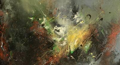 Roseline Al oumami, artiste cotée